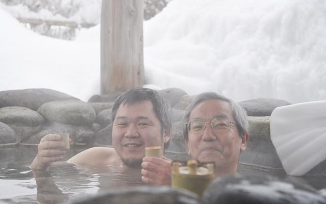 出典: 嵐渓荘 - 渓流の温泉旅館 国登録有形文化財 新潟の秘湯 | 公式サイト