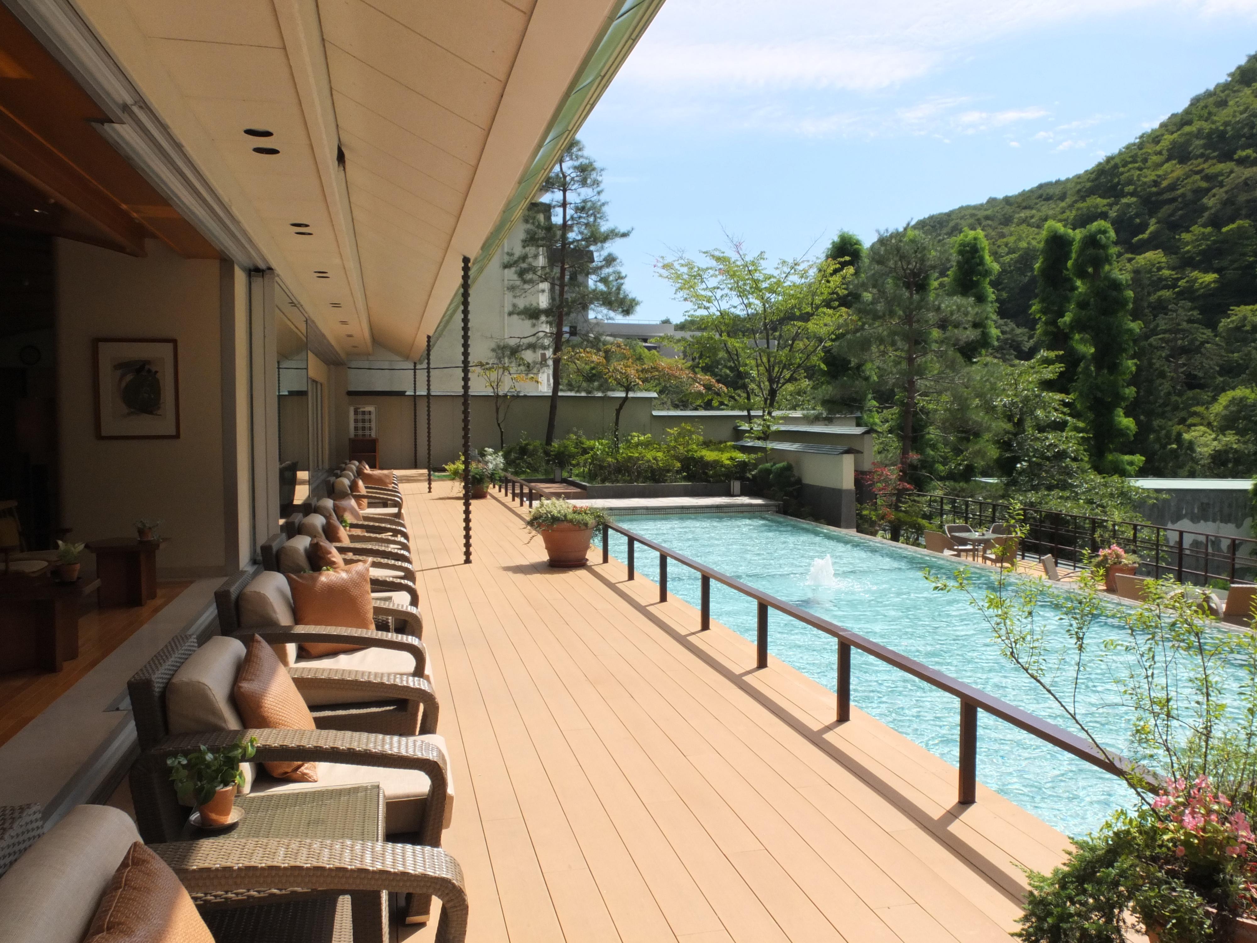Akiu Onsen Hotel Hananoyu