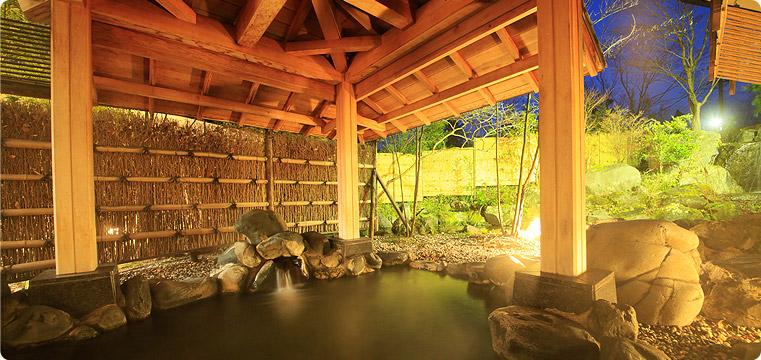 秋保温泉岩沼屋 温泉の写真
