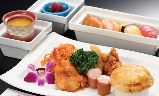 奥州秋保温泉蘭亭 料理の写真