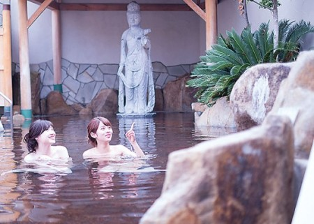 アジアンリゾート・スパシーレ 露天風呂2