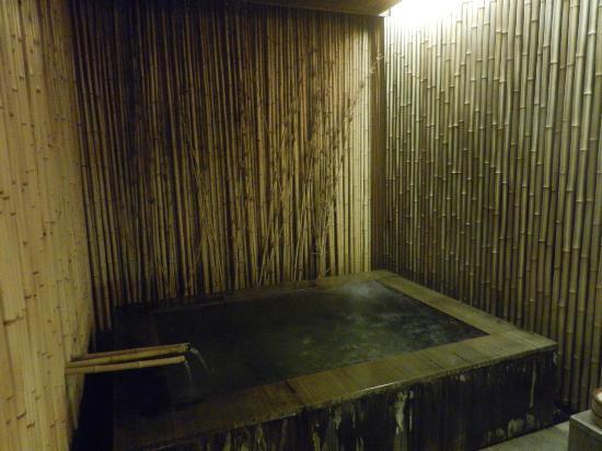 藤屋 竹のお風呂