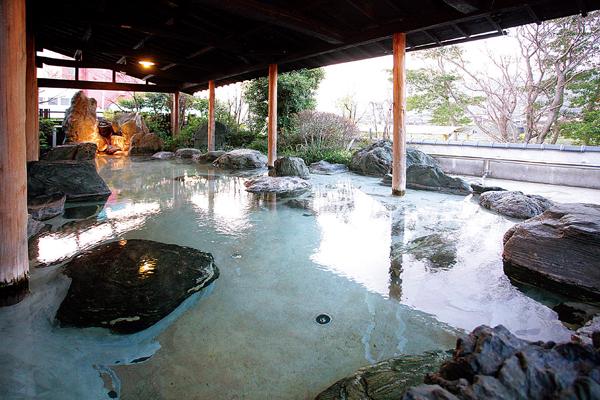 福岡 虹の宿 花景色 温泉の写真
