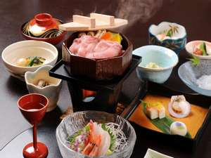 強羅 食事の写真