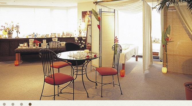 小樽朝里クラッセホテルのヒーリングサロンの写真