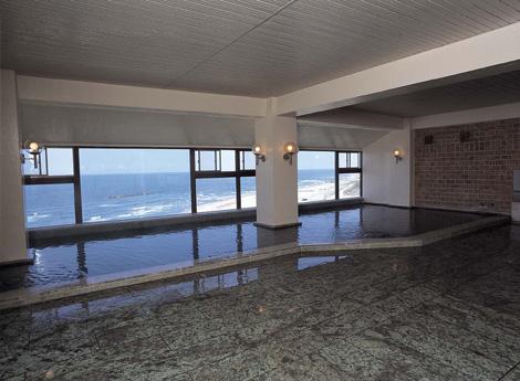 ホテル海山 展望大浴場