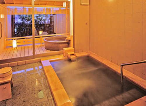 豊明殿 貸切風呂【潮騒】