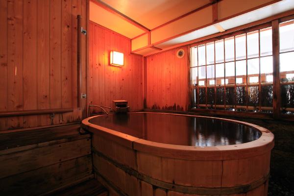 定山渓温泉ぬくもりの宿ふる川 貸切風呂の写真