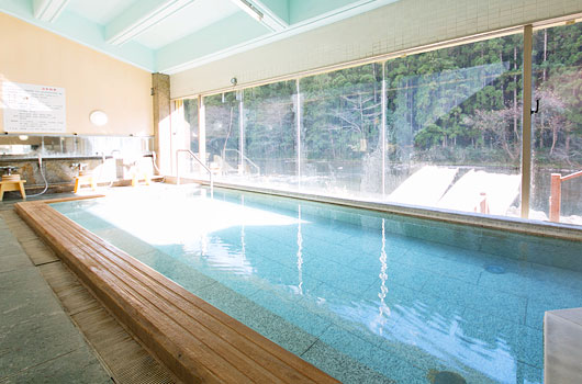 川湯みどりや 大浴場の写真