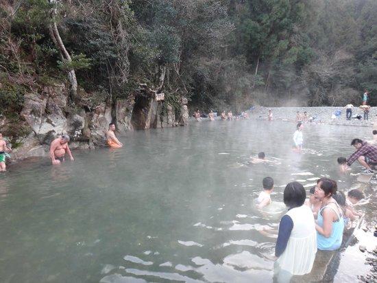 川湯みどりや 仙人風呂の写真