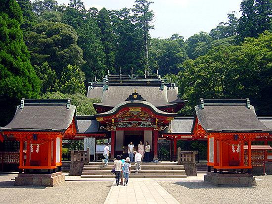 霧島みやまホテル 霧島神社の写真