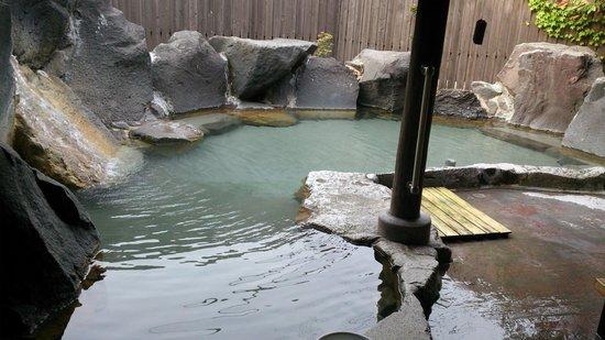 霧島みやまホテル 露天風呂の写真