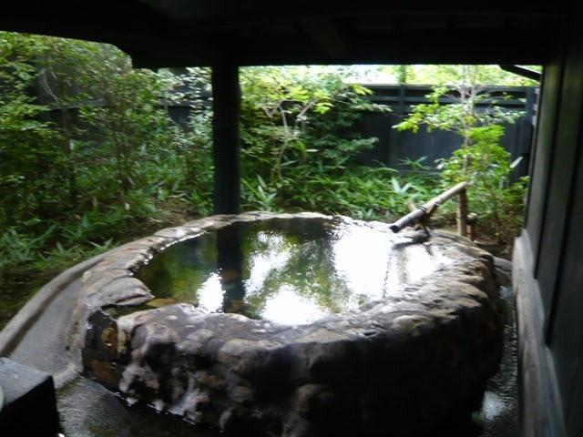 山あいの宿 喜安屋 貸切露天風呂