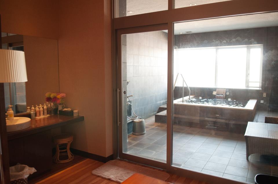 港北天然温泉スパ ガーディッシュ 貸切風呂の写真