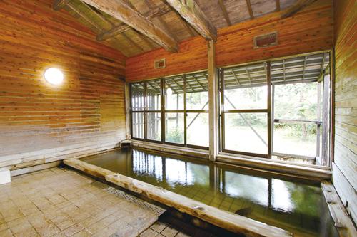 熊本 人吉温泉 しらさぎ荘 秘湯の写真