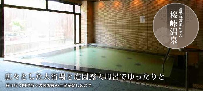 ラビスパ裏磐梯 大浴場の写真
