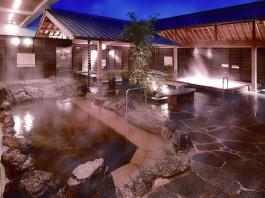 天然温泉 満天の湯 風呂の写真