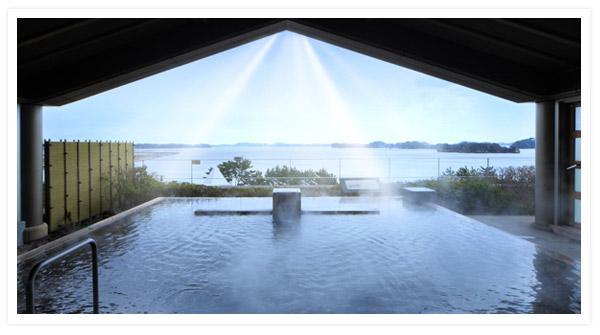 松島一の坊 温泉の写真