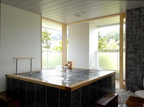 宮城 秋保温泉ホテルニュー水戸屋 貸切風呂の写真