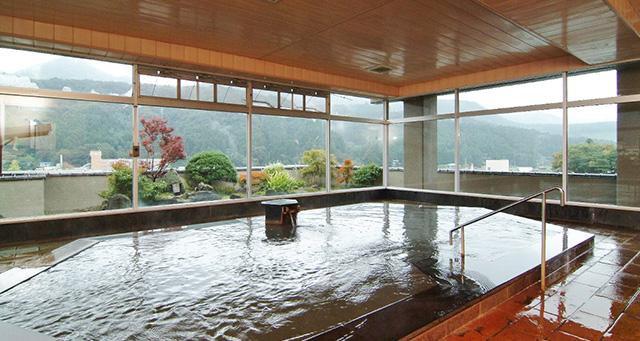 宮城 ホテル 亀屋 大浴場の写真