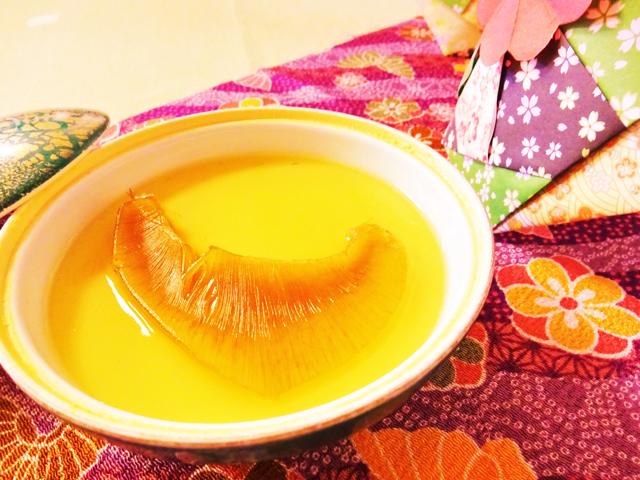 宮城 ホテル 絶景の館 茶碗蒸しの写真
