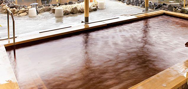 宮城 大江戸温泉物語仙台コロナの湯 天然温泉の写真