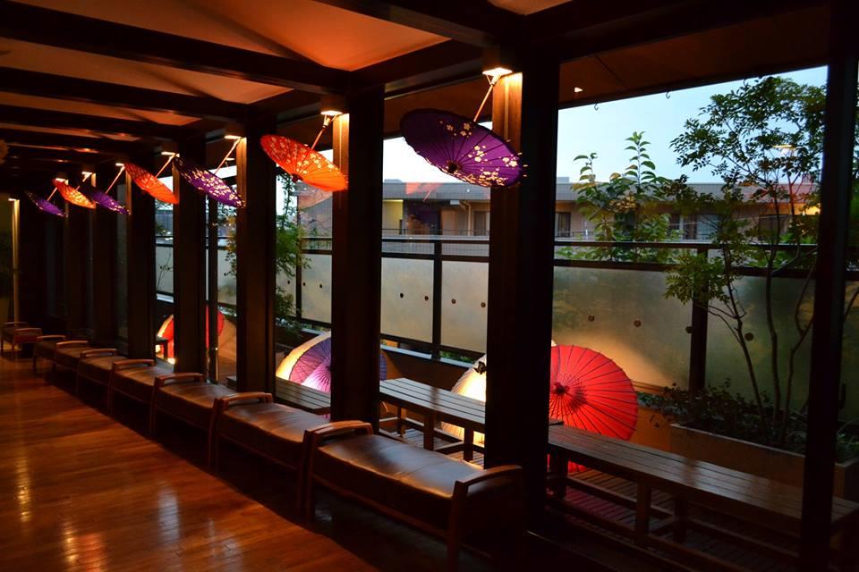宮前平源泉湯けむりの庄 館内の写真
