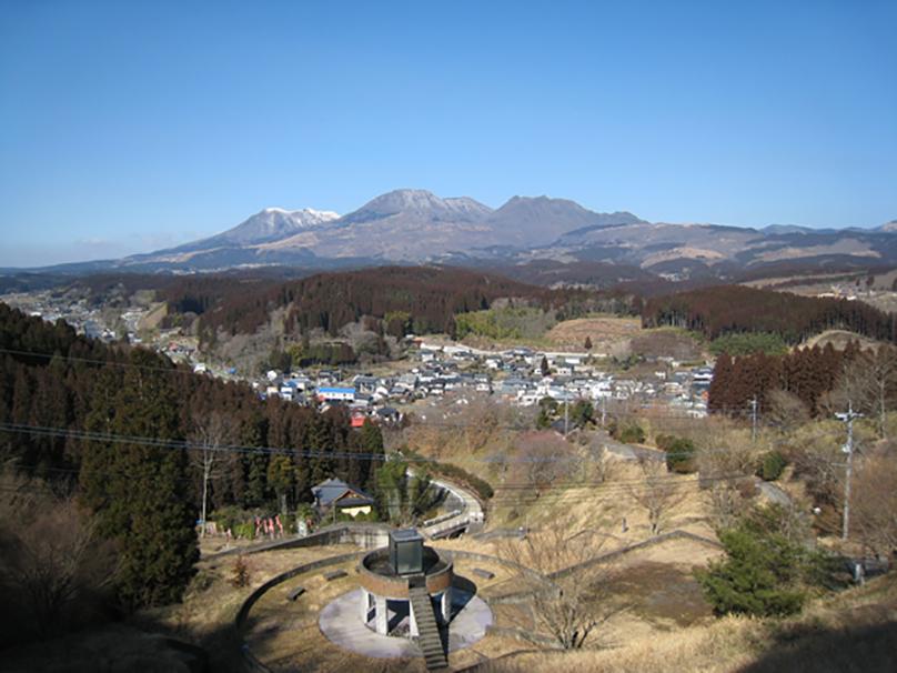 長湯温泉 丸山公園の写真