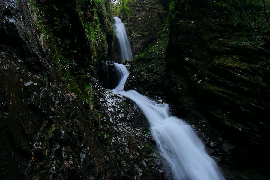 那須 梅川荘 滝の写真