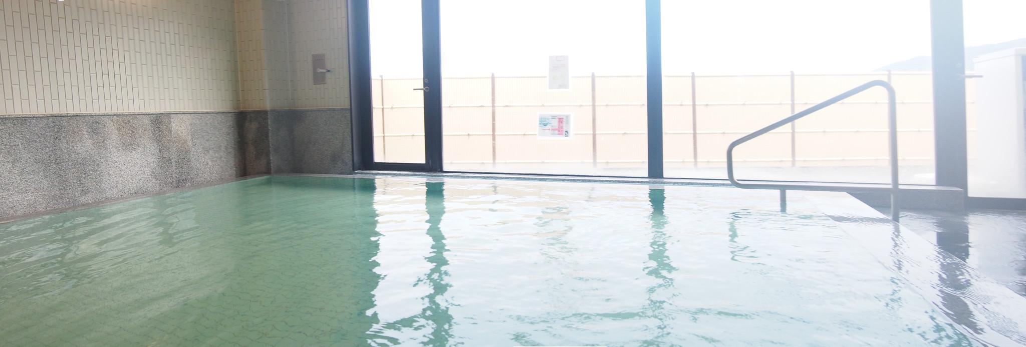 韮崎旭温泉 内湯写真
