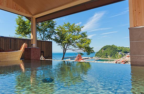 シーサイド観潮 温泉の写真