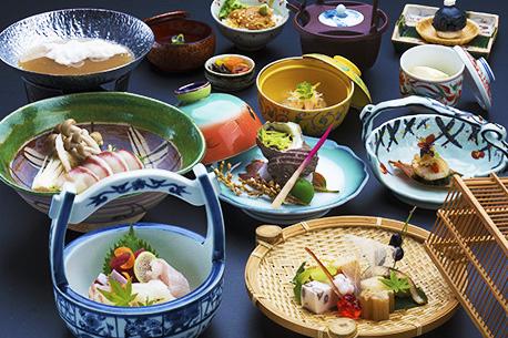 シーサイド観潮 料理の写真
