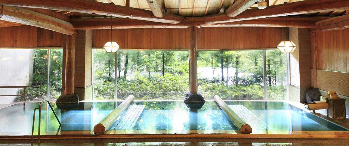 ゆづくしSalon一の坊 温泉の写真