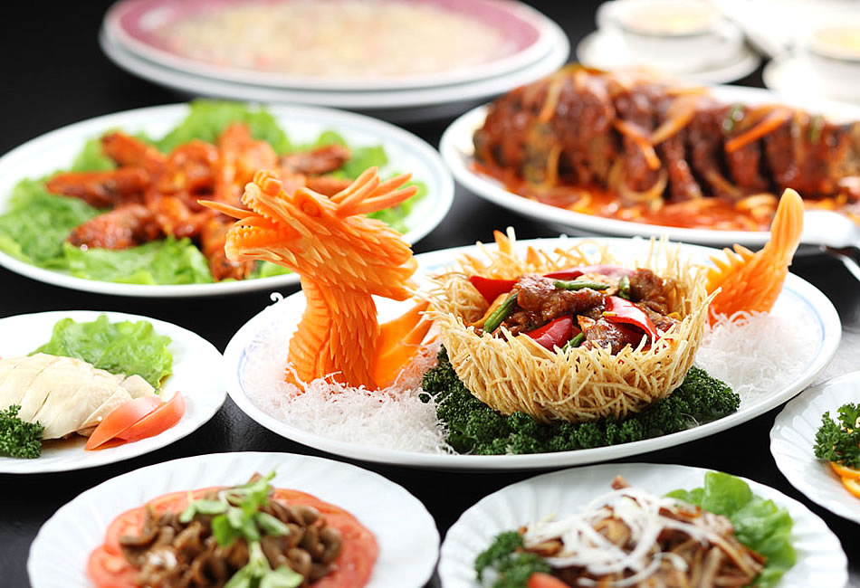 四川飯店 中華料理