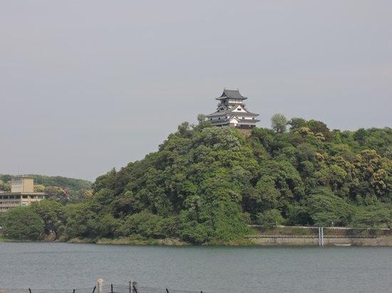 旬樹庵 八勝閣みづのを 犬山城の写真