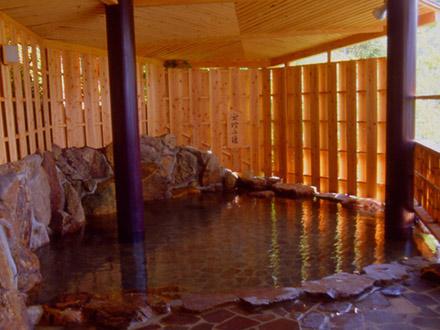 白浜温泉公園 草原の湯 温泉の写真