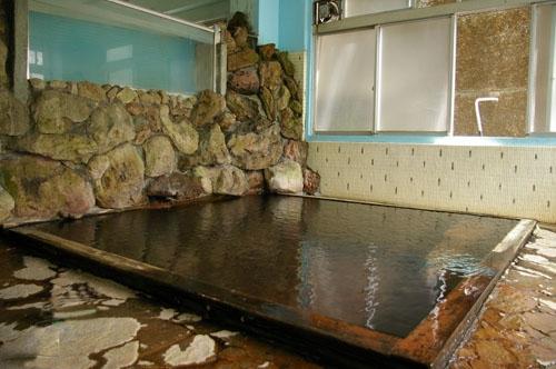 筋湯温泉たからや旅館 温泉の写真