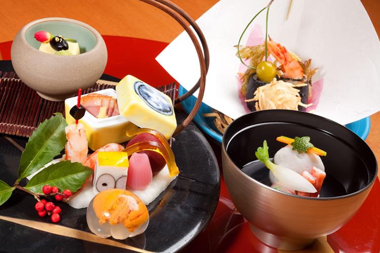 アートホテルズ札幌の料理の写真