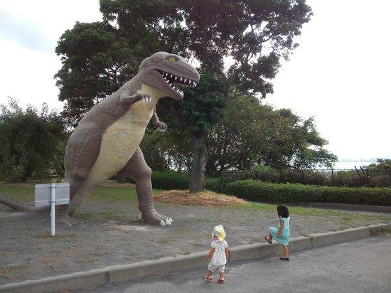 道の駅たるみず湯っ足り館 桜島自然恐竜公園の写真