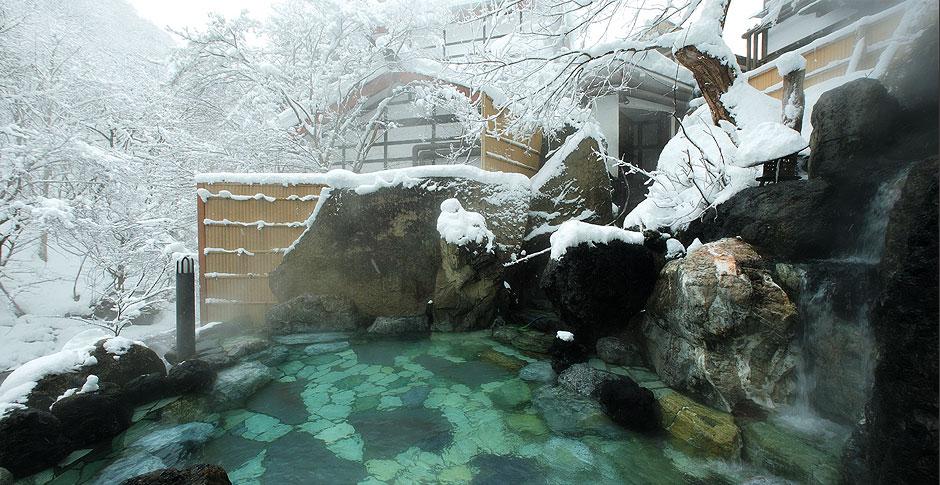 栃木 彩り湯かしき 花と華 温泉の写真