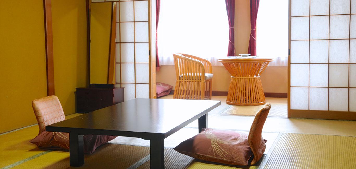 栃木 明賀屋本館 部屋の写真