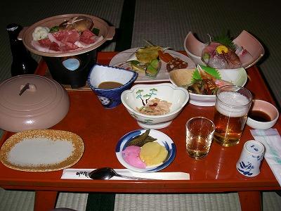 栃木 明賀屋本館 会席料理の写真