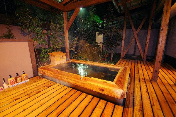 栃木 西那須温泉 大鷹の湯の写真