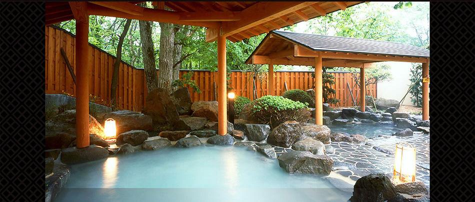 山形 湯の花茶屋 新左衛門の湯 温泉の写真