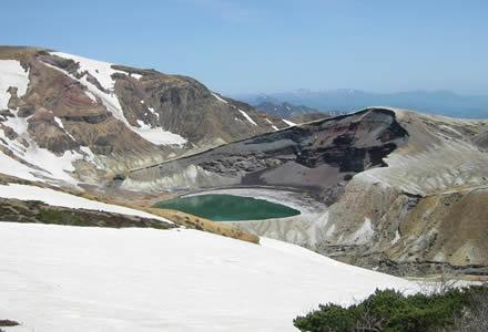 蔵王センタープラザ 山の写真
