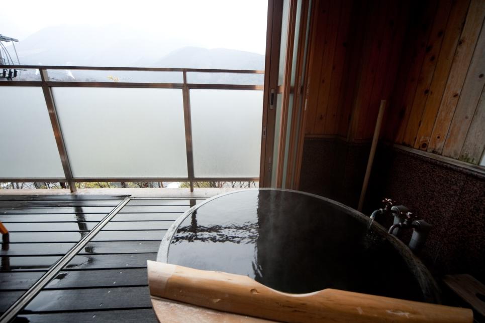 湯布院かほりの郷はな村 温泉の写真