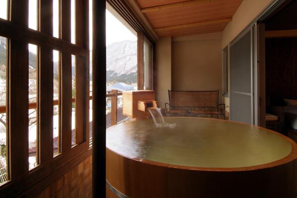 ゆめみの宿 観松館 内湯