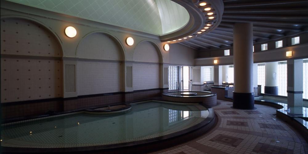 バーデハウス大沢温泉 内湯