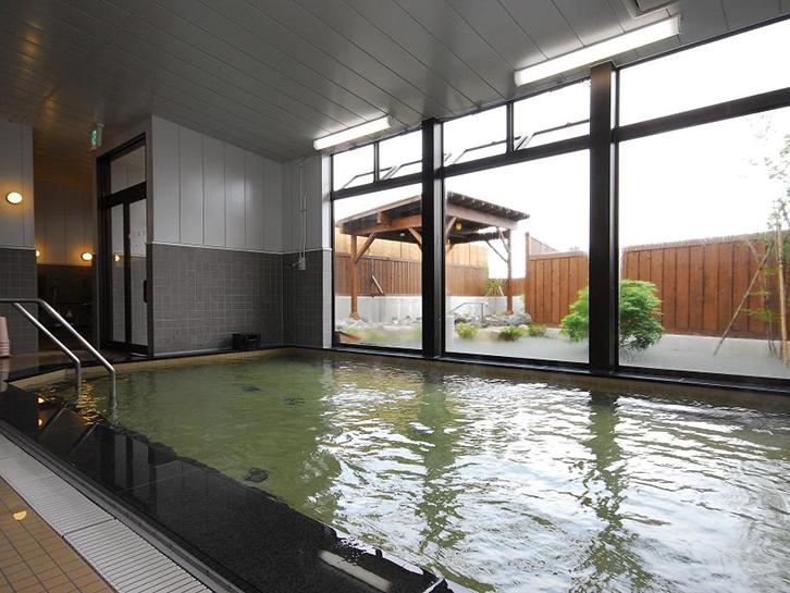 富士八景の湯 大浴場