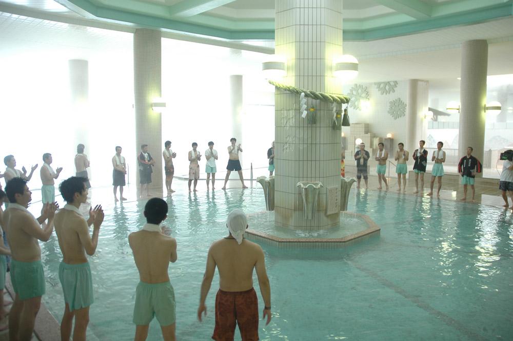 北海道 第一滝本館 湯守の写真